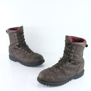 Cabelas Waterproof Hunting Snow Boots Mens 12